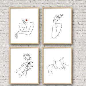 Feminine Prints